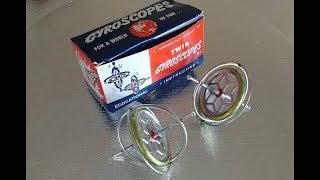 Unbox: Originial TEDCO Gyroscope (Twin Pak)