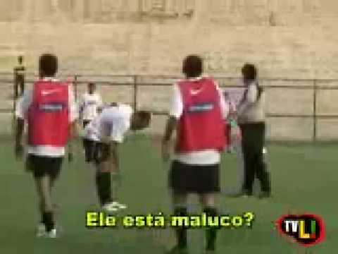 Javier Mascherano pelea fight Corinthians.