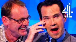 Jimmy's Literally In Tears!  Sean Lock's Best 8 Out Of 10 Cats Does Countdown Bits  Part 1