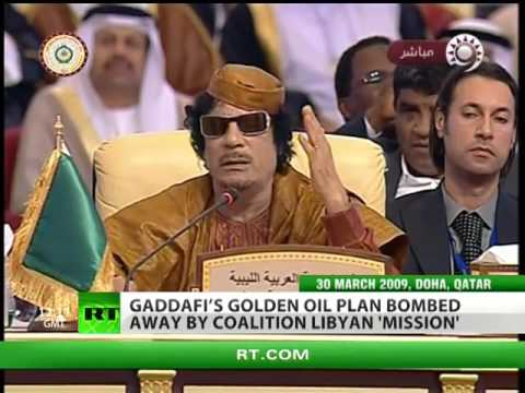 Most Critical Media Report Explaining Why the US Intervened in Libya