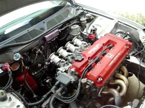 Honda Civic Intake