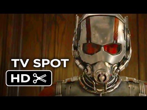 Ant-Man TV SPOT - July 17 (2015) - Paul Rudd, Corey Stoll Marvel Movie HD