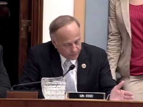 Congressman Steve King Questions Secretary of Homeland Security Jeh Johnson