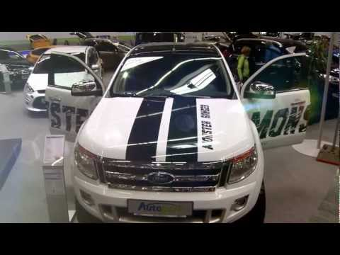 Ford Ranger - Car Tuning Design by Autopark