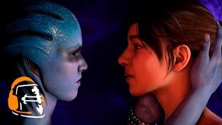 Сюжет Mass Effect: Andromeda без мишуры