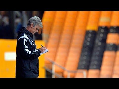 Alan Irvine discusses pre-season friendly defeat at Port Vale