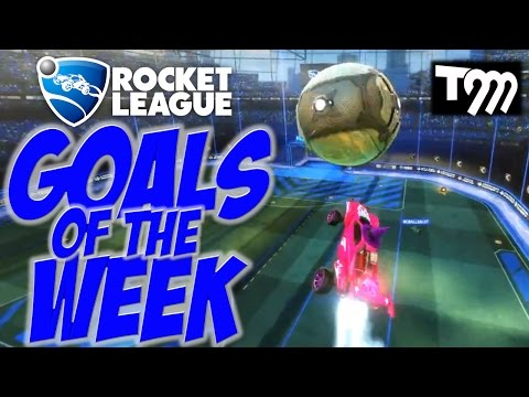 Rocket League - TOP 10 GOALS OF THE WEEK #28