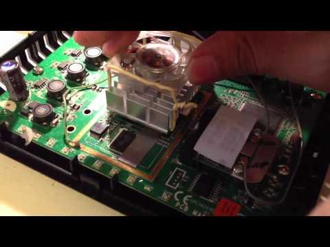 Router Cisco EPC3825 cambio de antenas