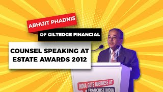 Abhijit Phadnis of Giltedge Financial