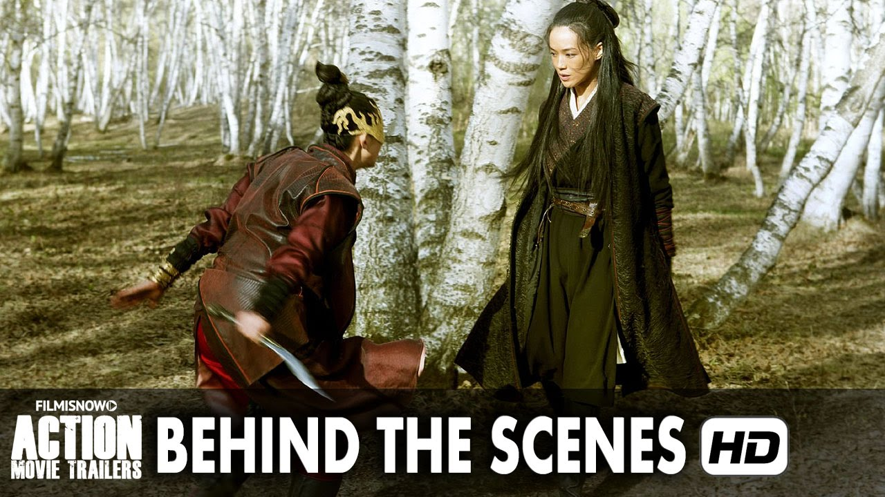 THE ASSASSIN Behind the Scenes - Hou Hsiao-hsien Movie [HD]
