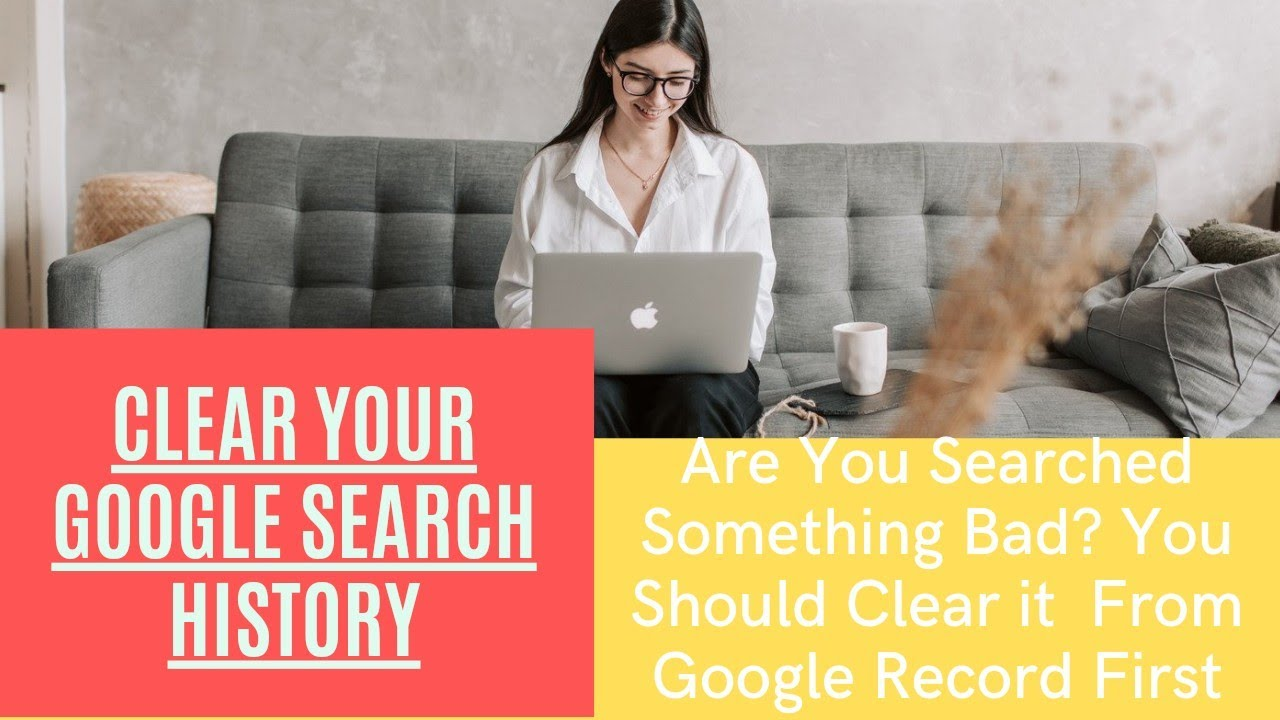 How To Clear All Google Search Activity Log Permanently Youtube ...