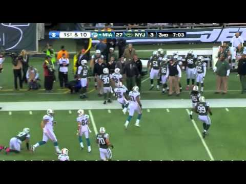 Reggie Bush Dolphins 2012 Highlights