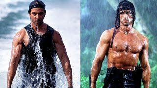 Hrithik Roshan To Play Desi 'Rambo' In The Hindi Remake Of Sylvester Stallone Film ?