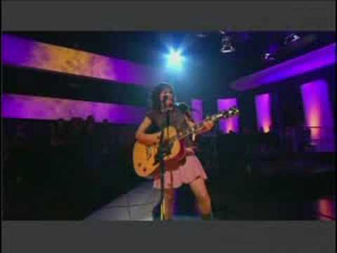 KT Tunstall &quot;Black Horse&quot; Jools Holland Debut RAVE HD