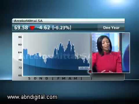 ArcelorMittal SA Interim Results with CEO Nonkululeko Nyembezi-Heita