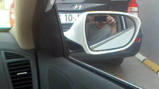 Hyundai i40 Парковка 2