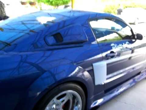 1100 HP Mustang - Fastest Mustang in Marietta, Georgia