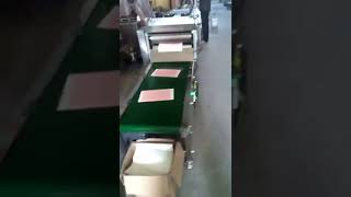 Crystal eye patch making machine