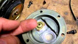 How a Mechanical Fuel Pump Works