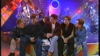 Take That on Going Live! - Performance (WCIWUWY) & Interview - 1993
