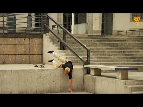 Pizza Skateboards - Prepare The Video - Bonus Video #6 (rough cut)