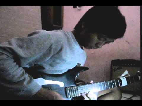 Killswitch Engage Holy Diver (guitar solo) by Rizky