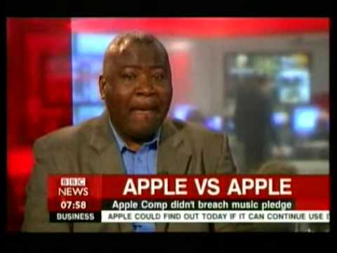 BBC News 24 error, interview job applicant (not taxi driver)