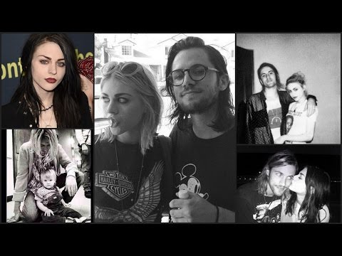 Frances  Cobain Married A Guy That Looks Totally Like Kurt Cobain