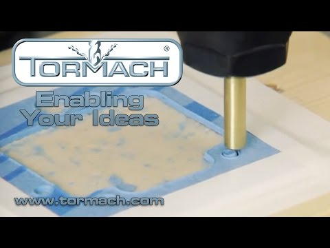 CNC Scanner Tutorial: PCNC 1100 Milling (Part 3 of 3)- Tormach CNC
