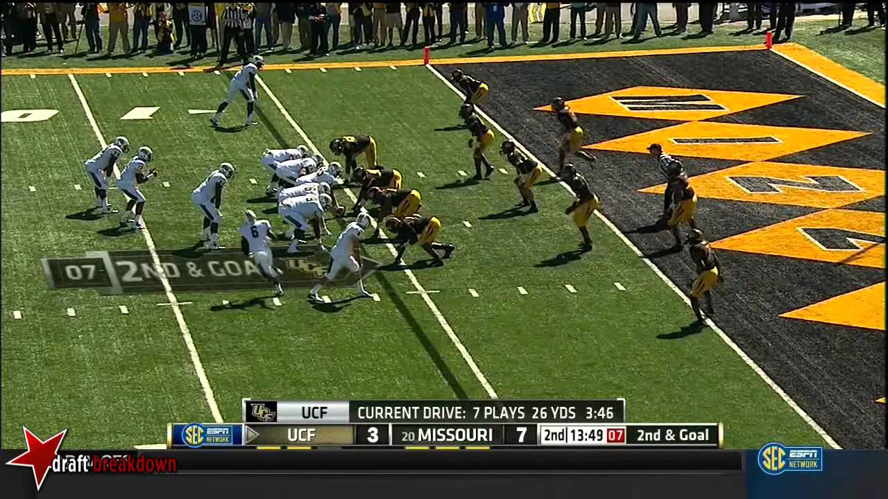 Markus Golden vs UCF (2014)