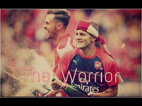 Jack Wilshere  -THE WARRIOR- (HD)
