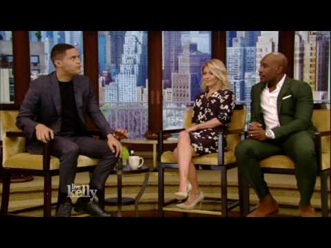 "Trevor Noah on South Africa's ""Dancing with the Stars"""