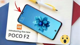 Xiaomi Poco F2 - With*64MP* Camera?, Full Specifications,Price In India and launch Date In India