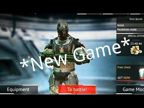 *New Game* Destiny Warfare: Sci-fi FPS