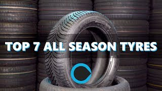 7 of the best all season tyres for 2018