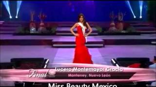 Miss INTERNATIONAL Mexico 2013 - Lucero Montemayor