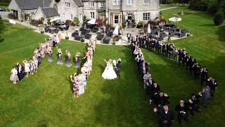 Hayley & Dan - The Wedding - Drone Video