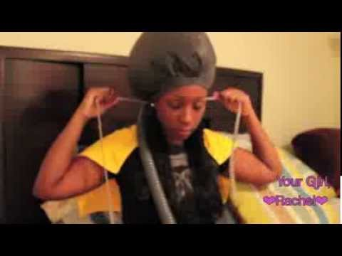 Sew-In Care!! Time to Wash! (tutorial)