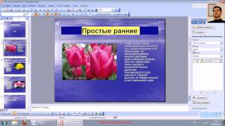Анимации  в Microsoft Office PowerPoint 2003 new