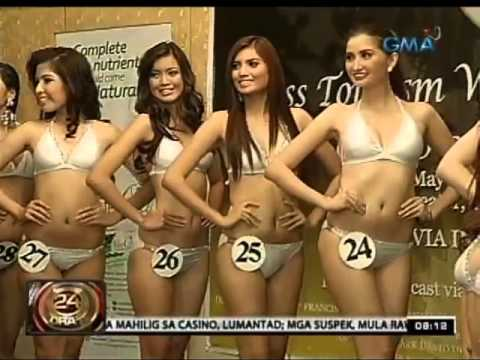 24 Oras: Mga kandidata ng Miss Tourism World-Philippines 2013, ipinakilala!