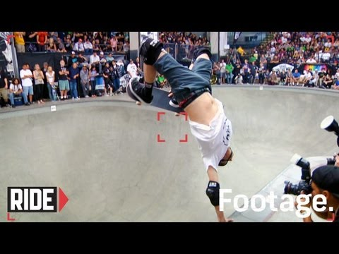 Pro-Tec Pool Party 2012 Highlights - Pedro Barros, Tony Hawk, Steve Caballero and more!
