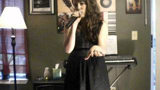 Little Bit Stronger- Sarah Evans (Cover)