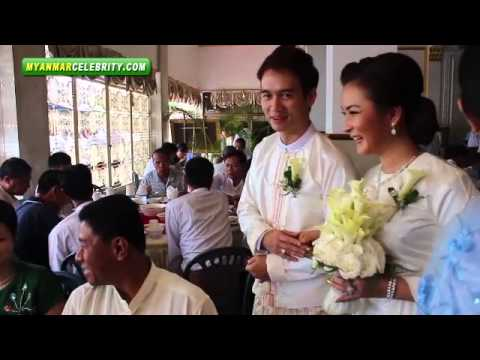 Wedding Ceremony of Ye Lay & Aye Mya Aung