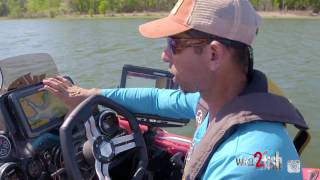 How Mike Iaconelli Uses HDS Carbon to Locate Underwater Changes