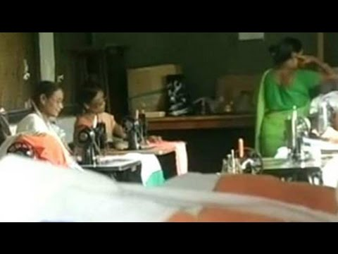 Meet these dedicated women flag-makers from Assam