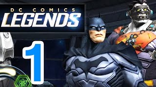 DC Comics Legends || Epi. 1 || Chapter 1 - Beginning Oa