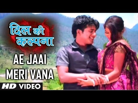 Ae Jaai Meri Vana Video Song Kumaoni | Lalit Mohan Joshi, Meena Rana | Dil Ki Kalpana video