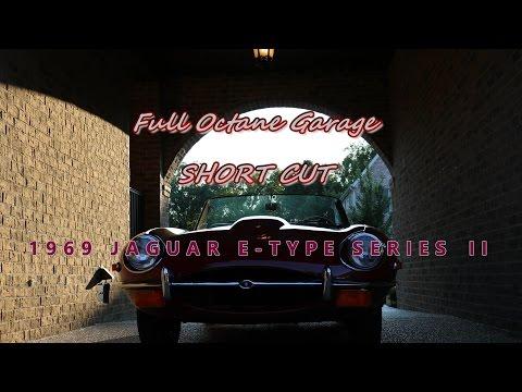 Full Octane Garage Short Cut 1969 Jaguar E Type series II