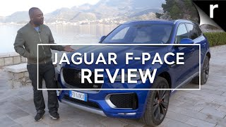 Jaguar F-Pace S review