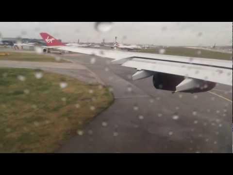 Virgin Atlantic VS900 London Heathrow to Tokyo Narita *Full Flight*